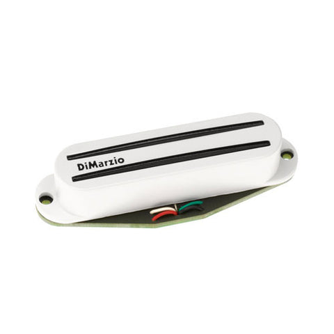 DiMarzio Super Distortion S Stratocaster Pickup - White