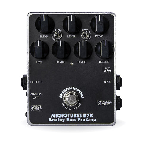 Darkglass Electronics Microtubes B7K Overdrive Preamp