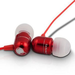MultiSonus Audio A-Bombz Earbuds -  Red