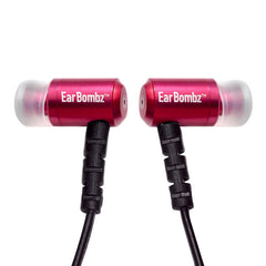 MultiSonus Audio Ear Bombz EB Pro In-Ear Monitors - Pink