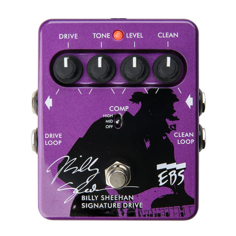 EBS Billy Sheehan Signature Bass Drive