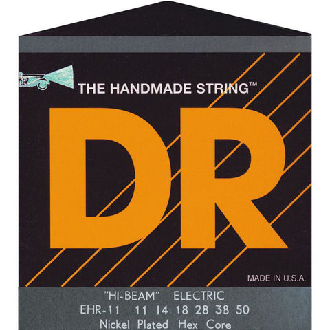 DR Strings EHR-11 Hi Beam Electric 11-50