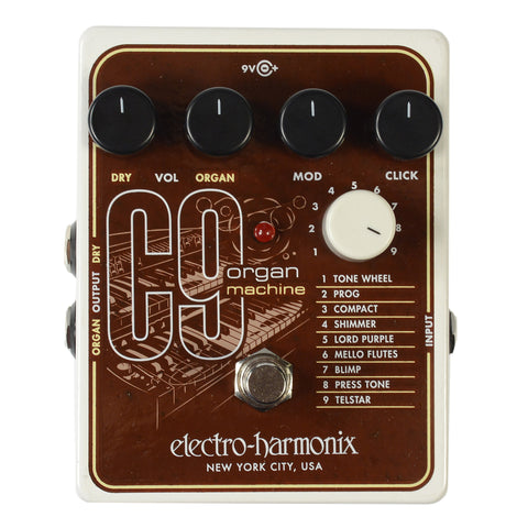 Electro-Harmonix C9 Organ Machine