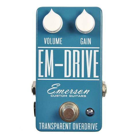 Emerson EM-Drive Overdrive Turquoise