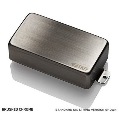 EMG Metal Works 81 Humbucker Brushed Chrome