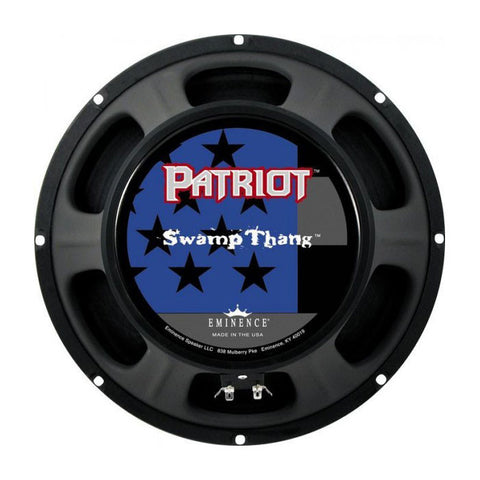 Eminence Patriot Swamp Thang  12 Inch 8 Ohm 150W Guitar Speaker