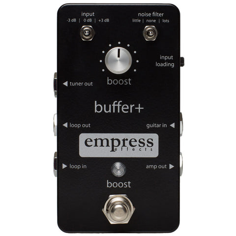 Empress Buffer Plus w/Boost