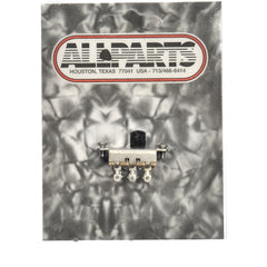 Allparts Switchcraft On-On Slide Switch - Black