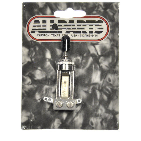 Allparts Switchcraft Straight Toggle Switch