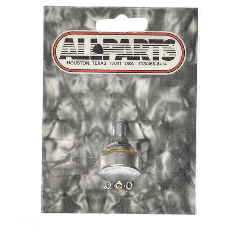 Allparts 1 Meg Solid Shaft CTS Audio Taper Potentiometer