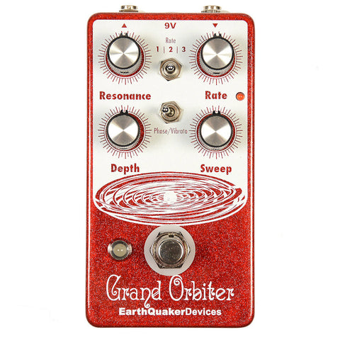 Earthquaker Devices Grand Orbiter Phase Machine V2