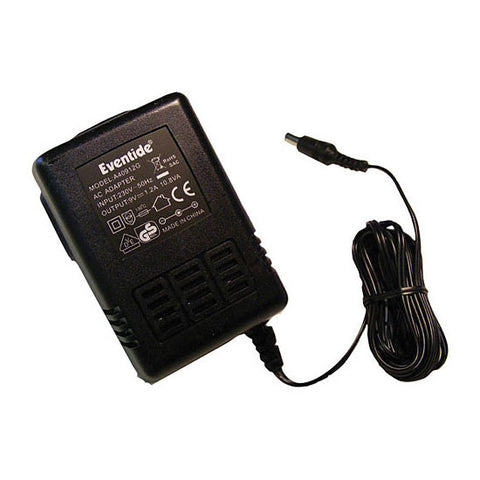 Eventide 9v 500mA Power Supply Center (+)