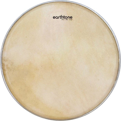 Earthtone 12 Inch Calf Skin Drum Head