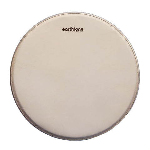 Earthtone 15 Inch Calf Skin Drum Head