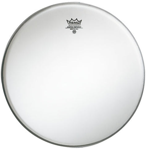 Remo 13 Inch Batter Emperor Coated Drum Head