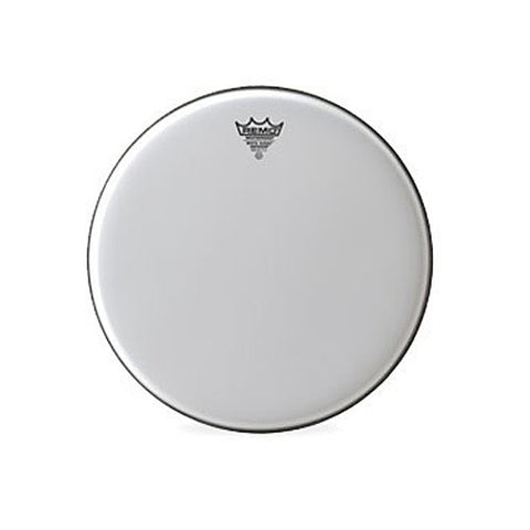 Remo 12 Inch Emperor White Suede  Drum Head