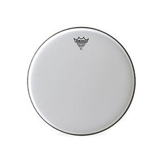 Remo 18 Inch Emperor White Suede Drum Head