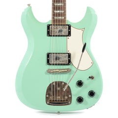 Fano Alt de Facto ML6 Surf Green X-Light Distress w/Floating Tremolo & Arcane Triple Clones