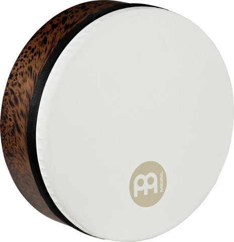 Meinl Deep Shell Tar with True Feel Head Brown Burl