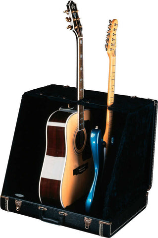 Fender Three Guitar Case Stand - Black