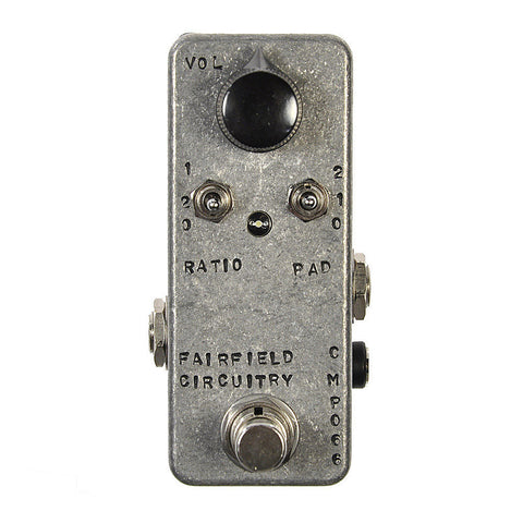 Fairfield Circuitry Accountant Compressor