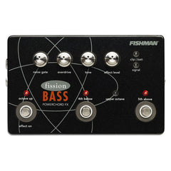 Fishman Fission Bass Powerchord Octave Effect