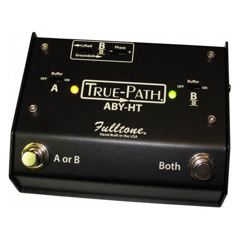 Fulltone Custom Shop True-Path ABY Hard Touch
