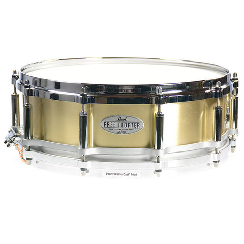 Pearl 5x14 Task-Specific Free Floating 1mm Brass Snare Drum