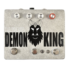 Fuzzrocious Demon King Dual Overdrive Pedal