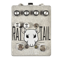 Fuzzrocious Rat Tail Dual Distortion Pedal