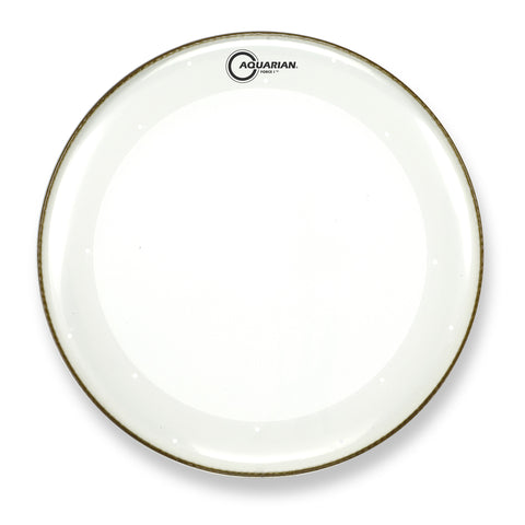 Aquarian 18 Inch Force I Clear Bass Drum Batter Head