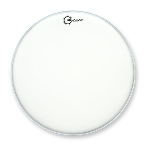 Aquarian 20 Inch Force I Coated Bass Drum Batter Drum Head