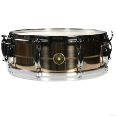 Gretsch 5x14 USA G-4000 Solid Phosphor Bronze Snare Drum