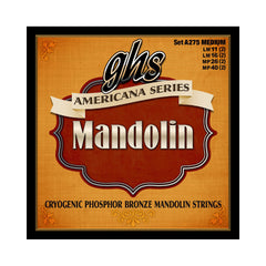 GHS Americana Series Mandolin Strings Medium 11-40