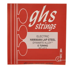 GHS Electric Hawaiian Lap Steel Dynamite Alloy Strings 13-56