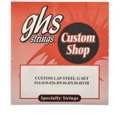 GHS Electric Lap Steel Strings G Tuning 16-58