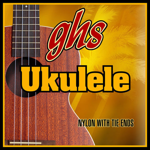 GHS Hawaiian Baritone Ukulele Strings