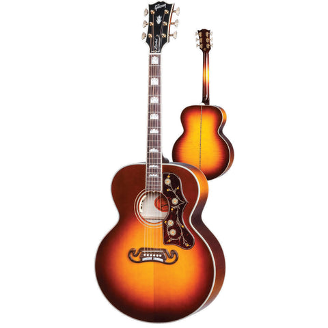 Gibson Montana SJ-200 Autumn Burst Sitka Spruce/Flame Maple Limited Edition