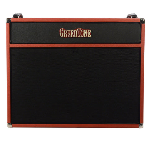 Greedtone RG-212 Speaker Cabinet - Red Tolex