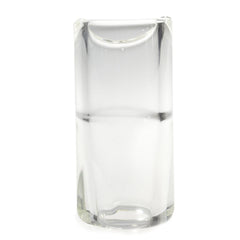 Rock Slide Glass Slide Clear Medium