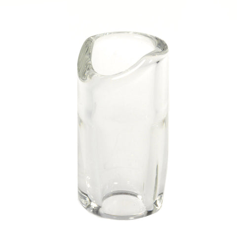 Rock Slide Glass Slide Clear Extra Large
