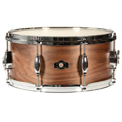 George Way Tradition 6.5x14 Walnut Snare Drum Natural