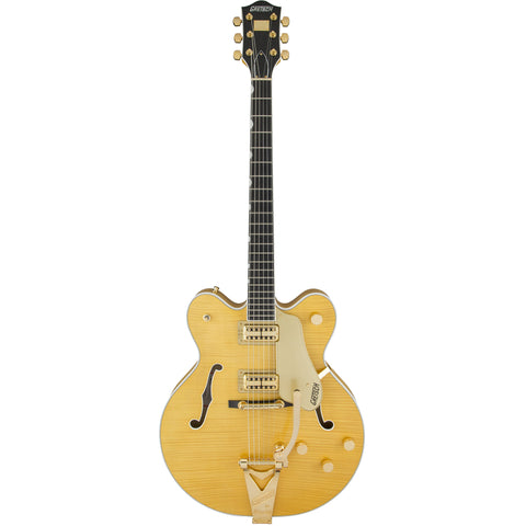 Gretsch G6122TFM Players Edition Country Gentleman Hollow Body with String-Thru Bigsby