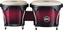 Meinl Headliner Series Wood Bongos Wine Red Burst