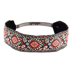 "Souldier Headband 2"" Hendrix Red (Black Back)"