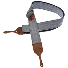 Copperpeace Herringbone Slider Banjo Strap