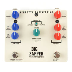 Henretta Engineering Big Zapper Filter Sweeper