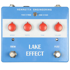 Henretta Engineering Lake Effect Fuzz/Tremolo (CME Exclusive)
