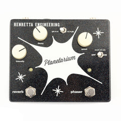 Henretta Engineering Planetarium Reverb & Phase Shifter (CME Exclusive)