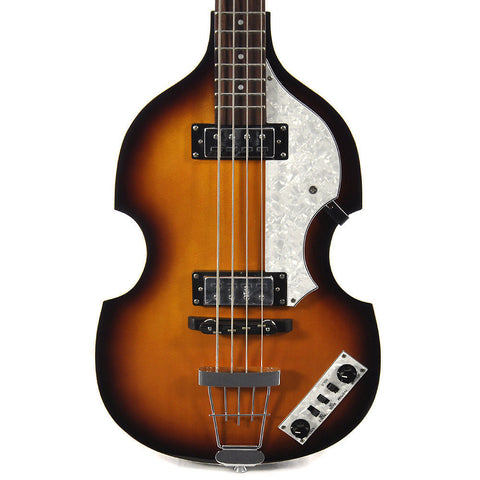 Hofner Ignition Violin Beatle Bass Sunburst
